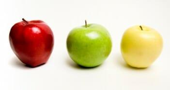 La pomme pour maigrir