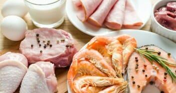 Le régime protéiné pour maigrir efficacement