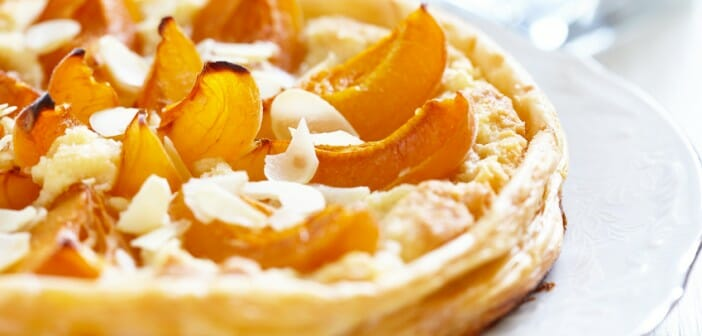 gratin abricots