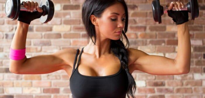 Les 5 meilleures astuces pour maigrir des bras