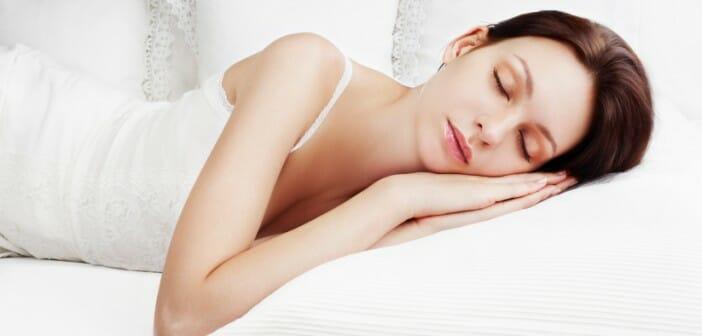 Dormez suffisamment pour dormir