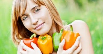 Les menus végétariens équilibrés
