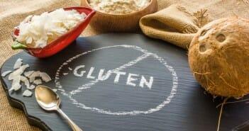 Menu de régime sans gluten