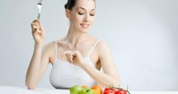 Perdre du ventre : l'alimentation