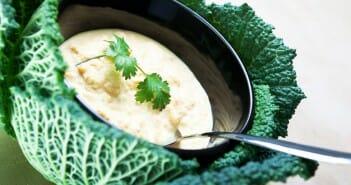 Quels aliments peuvent accompagner la soupe aux choux ?