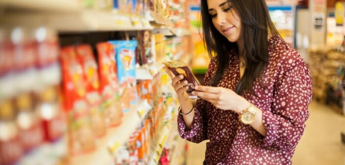 La valeur nutritionnelle des aliments pendant un régime