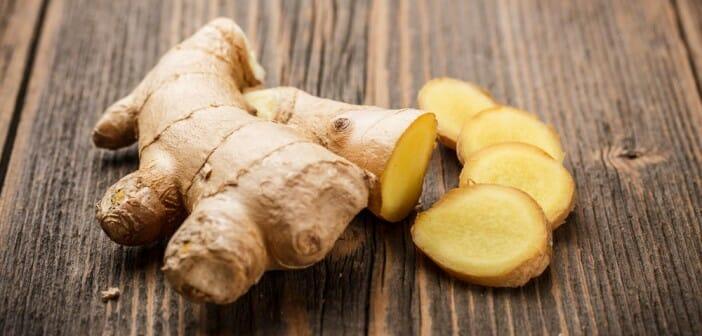 Le gingembre, un allié de taille pour perdre des kilos