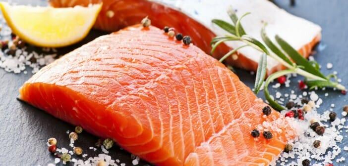 Le saumon, un poisson minceur