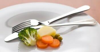 Les différents menus du régime hypocalorique