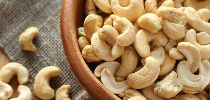 Les noix de cajou sont-elles à bannir pendant un régime ?