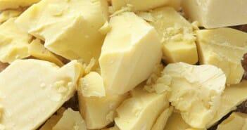Le beurre de cacao fait-il grossir ?