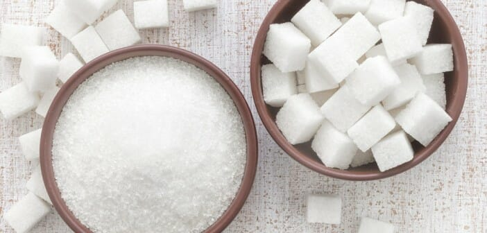 Le sucre blanc, est-il bon pour la santé et la ligne ?