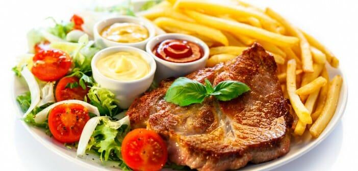 Les aliments font grossir vos fesses