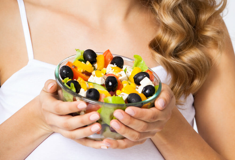 Manger sainement pour maigrir - Menu pour manger sainement ...