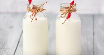 Le lait ribot est-il calorique ?
