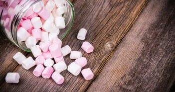 Les sucreries les moins caloriques