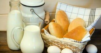 Le pain au lait est-il calorique ?