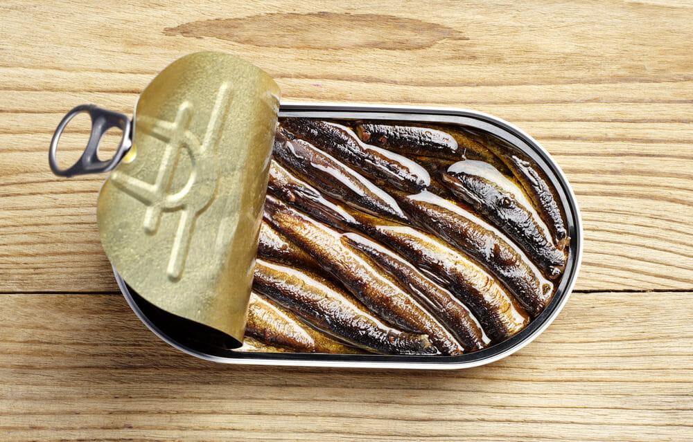 les sardines l 39 huile font elle grossir. Black Bedroom Furniture Sets. Home Design Ideas