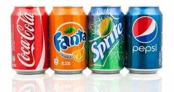 Les sodas sont des bombes a calories