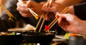Maigrir en mangeant asiatique