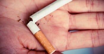 Grossir a cause de la cigarette