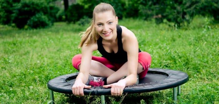 trampoline exercice pour maigrir r gime pauvre en calories. Black Bedroom Furniture Sets. Home Design Ideas