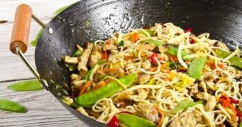 Maigrir en mangeant des nouilles chinoises