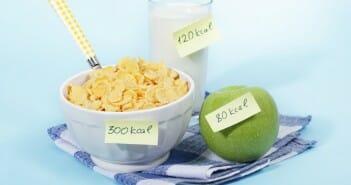 Maigrir en mangeant peu de calories