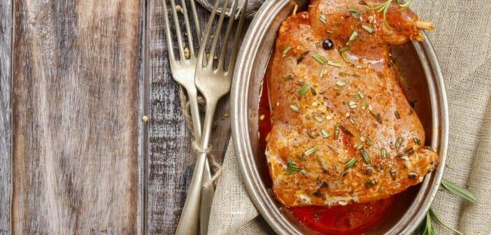 La viande de lapin est-elle calorique ?