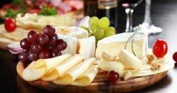 5 fromages les moins caloriques