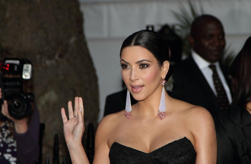 Le régime de Kim Kardashian - Regimea.com