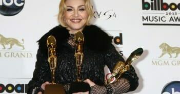 Le régime de Madonna