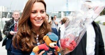 Kate Middleton et son régime post grossesse
