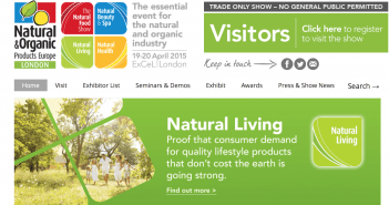 natural et organic products