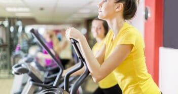 Aller à la salle de sport pour maigrir