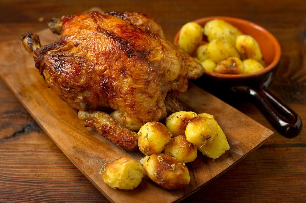 Le poulet r ti fait il grossir - Le potimarron fait il grossir ...