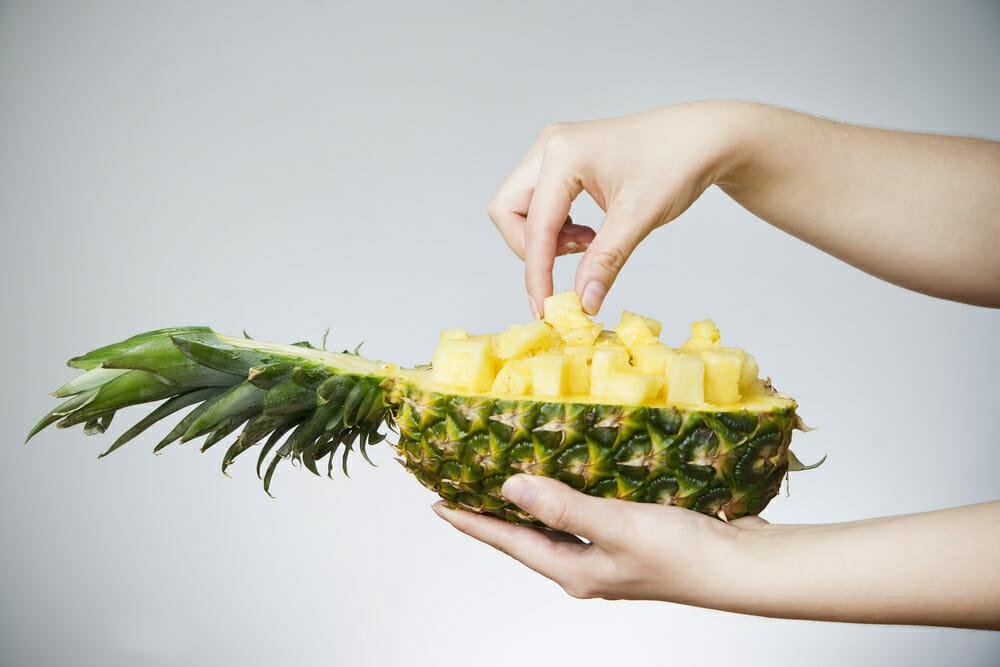 Ananas extra forte avis pour maigrir for Regime ananas