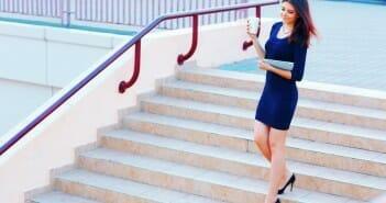 Descendre les escaliers fait-il maigrir ?