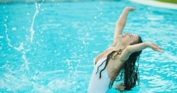 La piscine fait maigrir