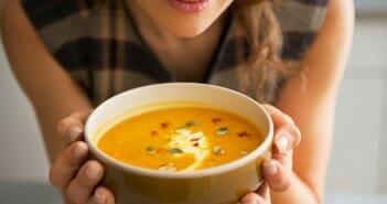 La soupe minceur