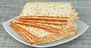 Le pain azyme est-il calorique ?