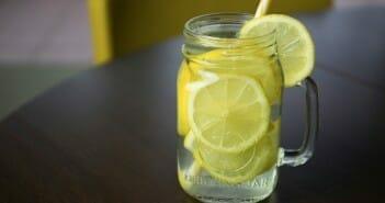 Les boissons au citron pour maigrir