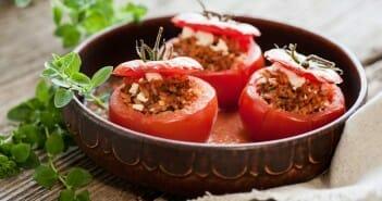 Les tomates farcies font-elles grossir ?
