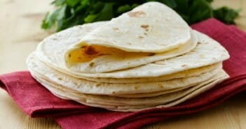 Les tortillas sont-elles caloriques ?