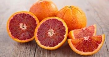 L'orange sanguine pour maigrir