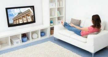 Regarder la télé fait grossir