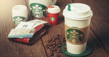 Starbucks fait grossir