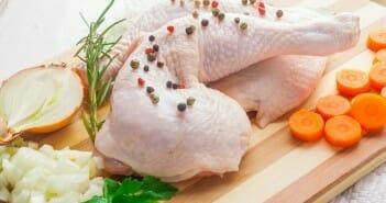Les cuisses de poulet font-elles grossir ?