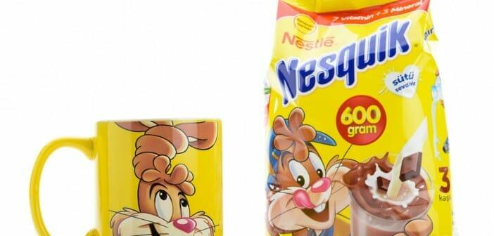 Le Nesquik fait-il grossir ?