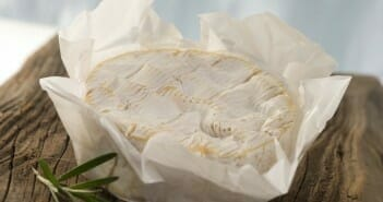 Le camembert coeur de lion